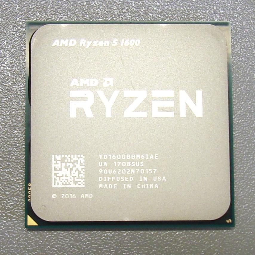 AMD CPU