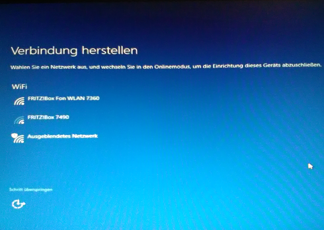 ONE.de Service-Center - How do i reinstall my Windows 10?